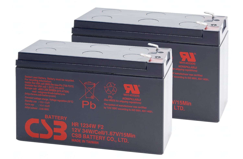 APC KIT RBC124, RBC142 - baterie CSB