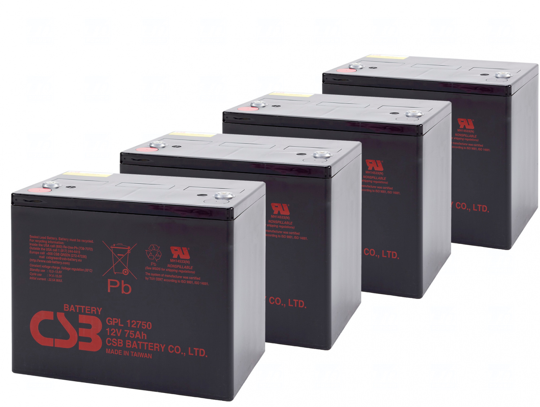 APC KIT RBC13, RBC14 - baterie CSB