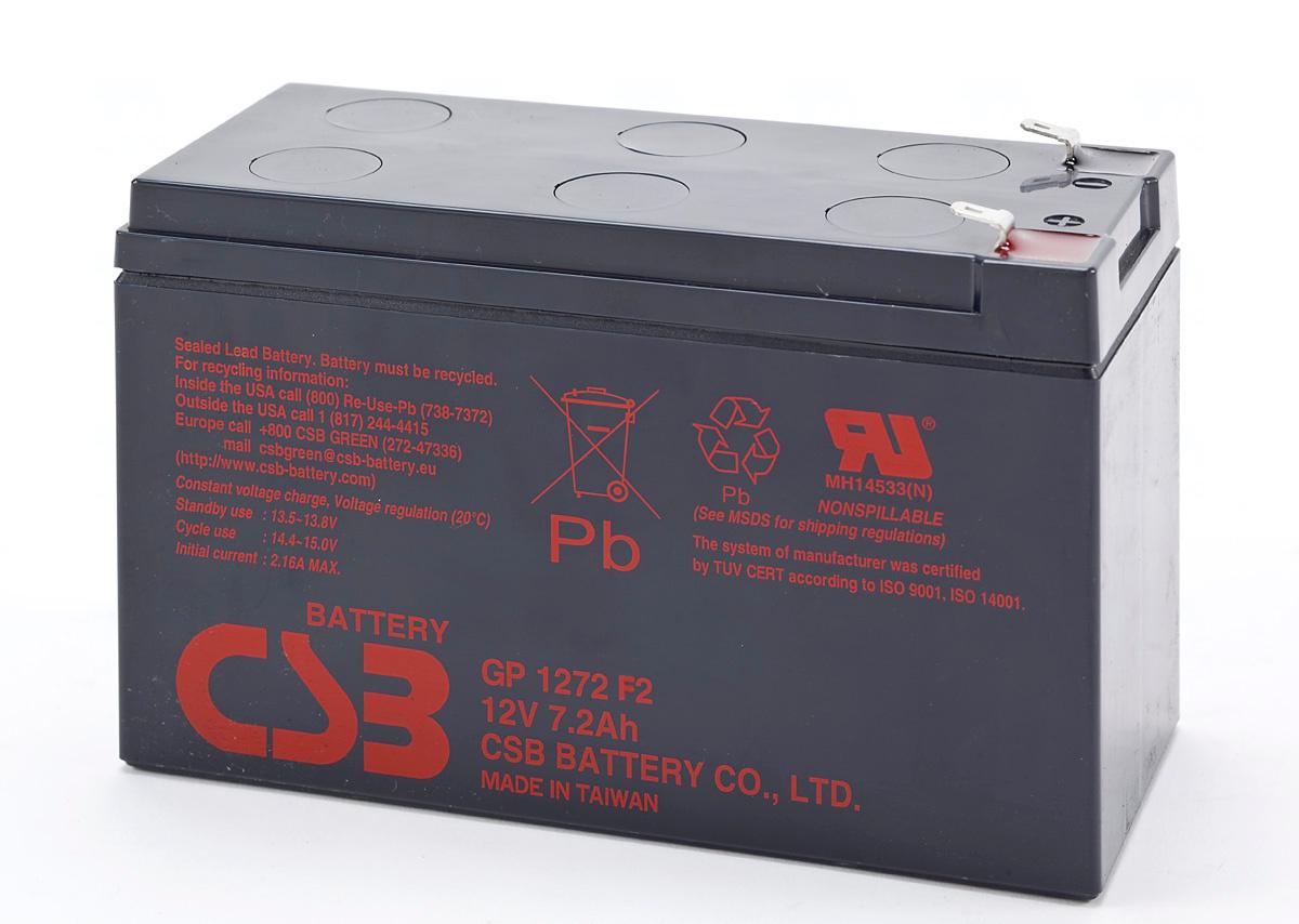 APC KIT RBC2, RBC110, RBC40 - baterie CSB