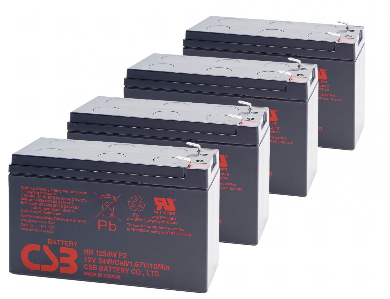 APC KIT RBC24, RBC115, RBC116, RBC132, RBC133 - baterie CSB