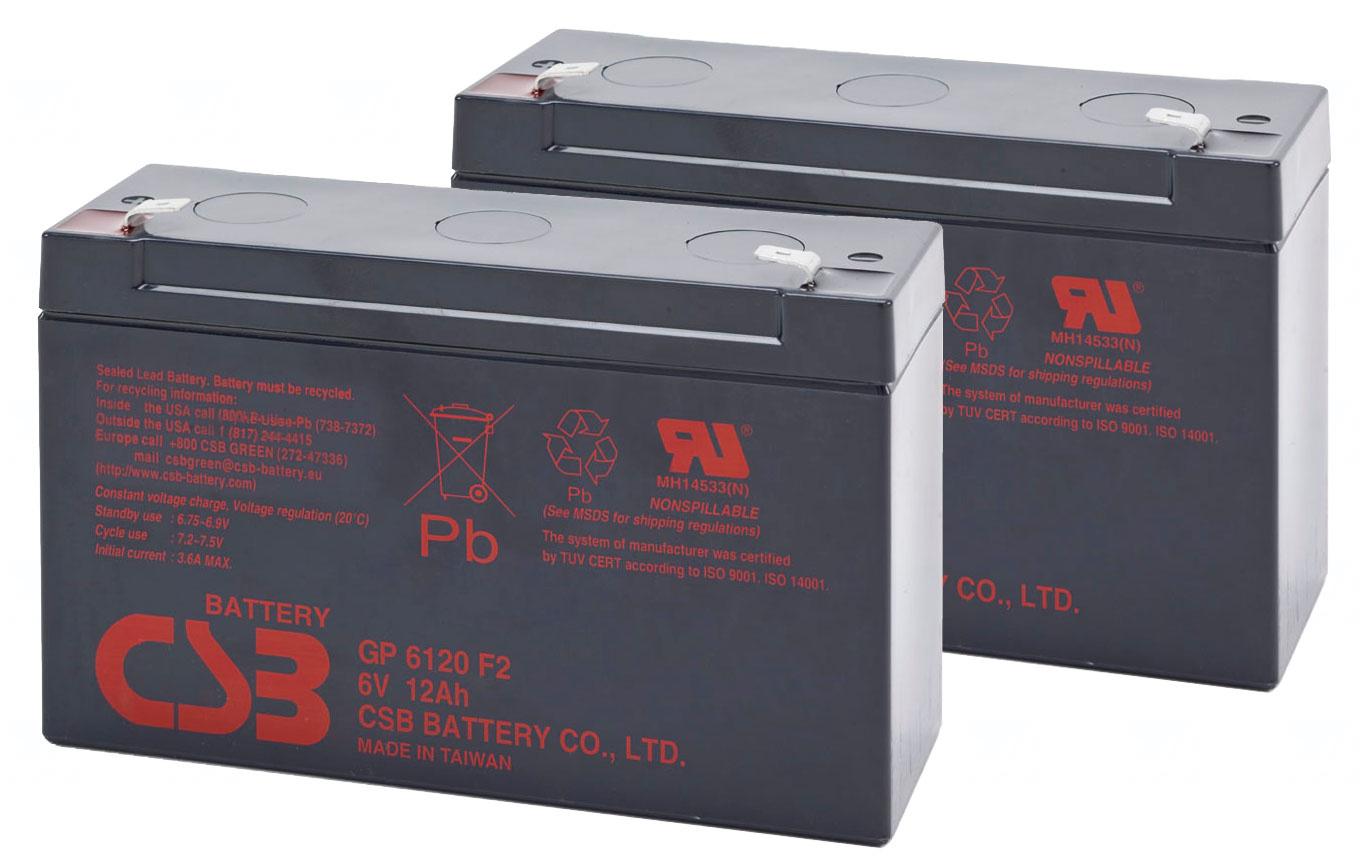 APC KIT RBC3 - baterie CSB