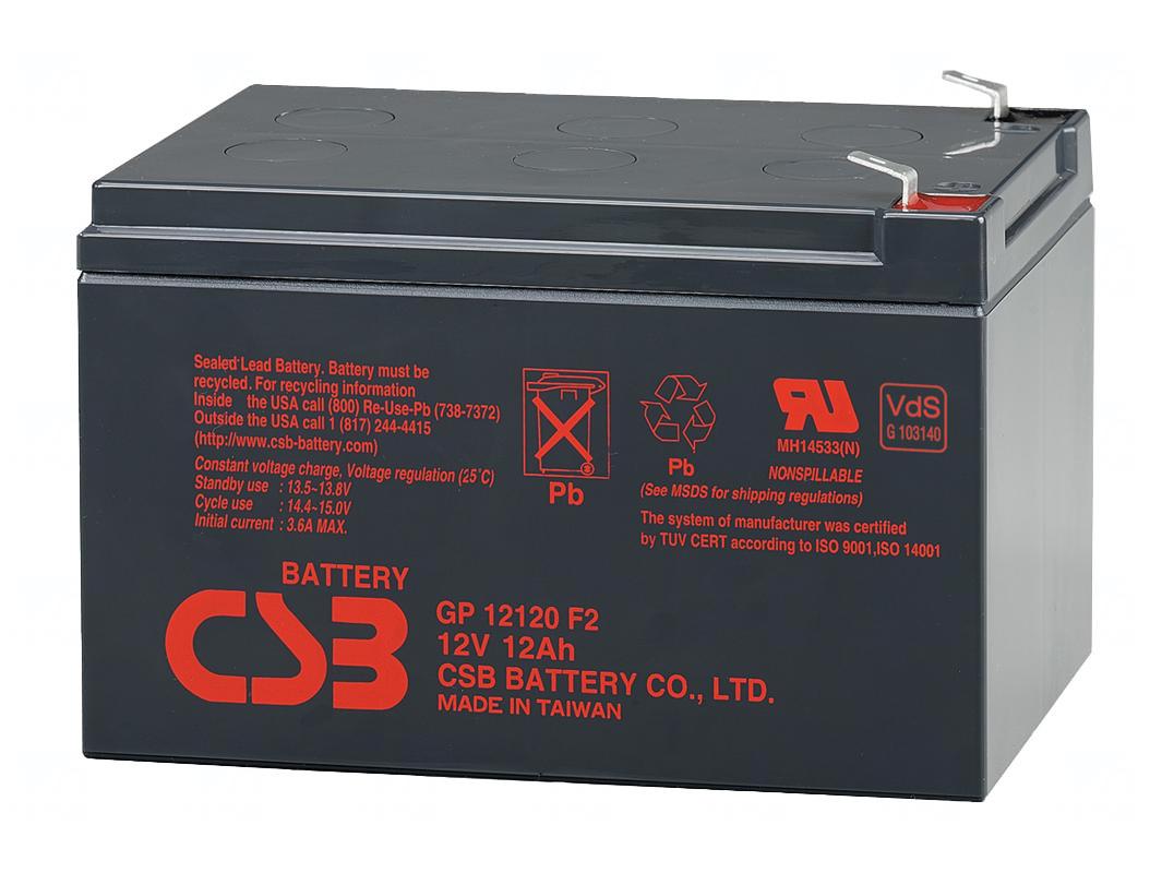 APC KIT RBC4 - baterie CSB