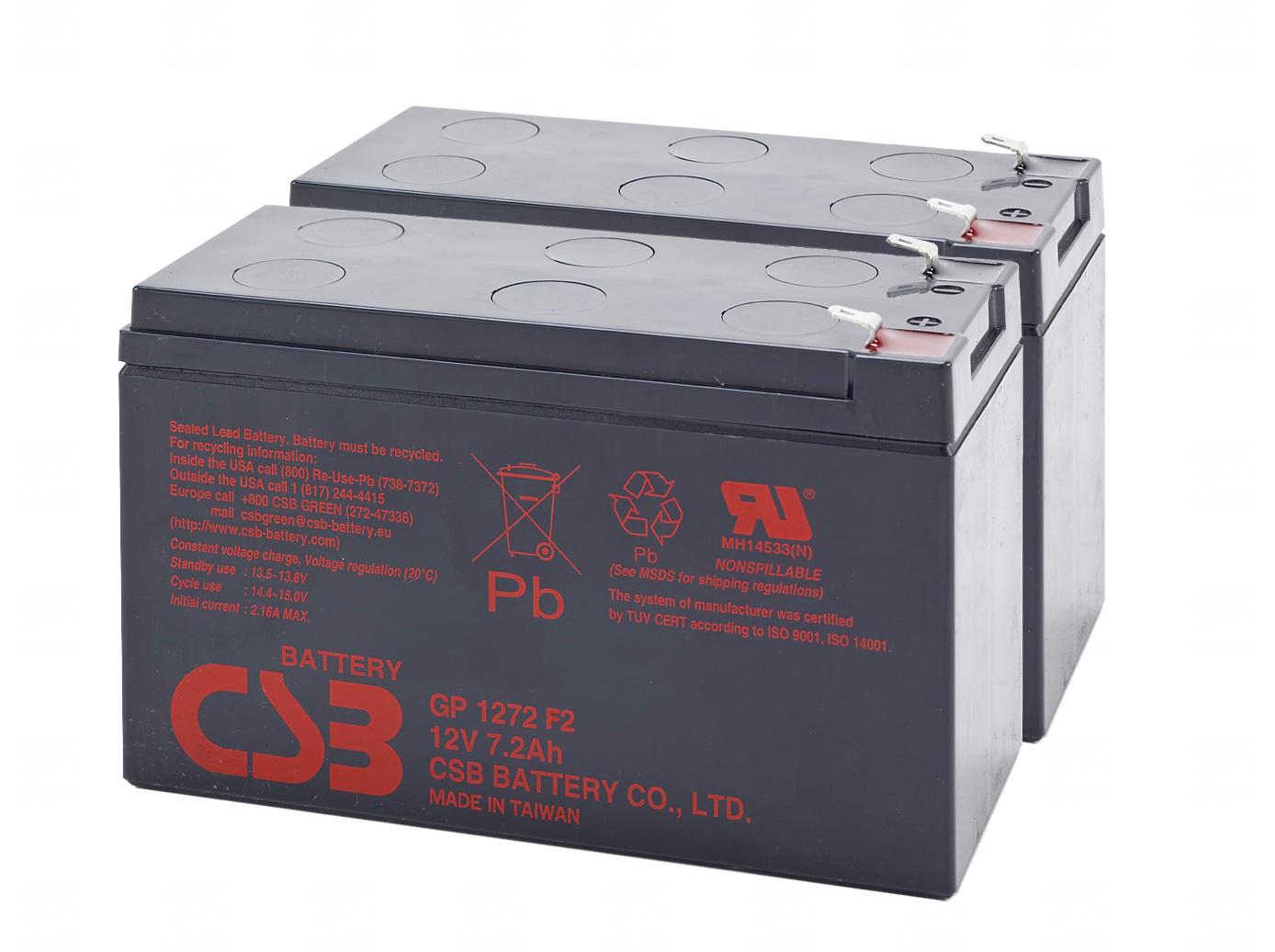 APC KIT RBC48, RBC109, RBC123, RBC22, RBC32, RBC33, RBC5, RBC9, RBC113 - baterie CSB