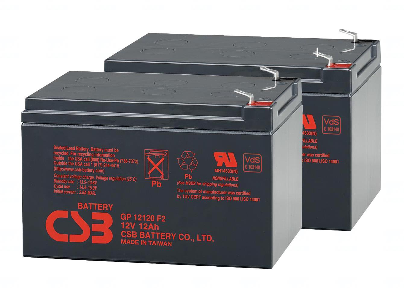APC KIT RBC6 - baterie CSB