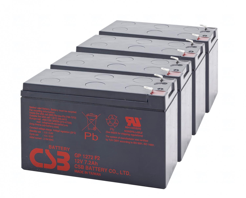 APC KIT RBC8, RBC23, RBC25, RBC31, RBC59 - baterie CSB