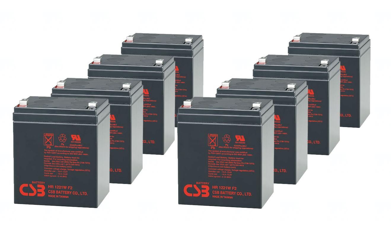 APC KIT RBC43 - baterie CSB