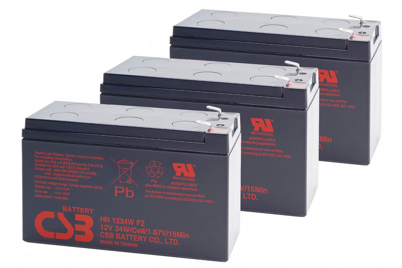 EBM KIT 1000W - baterie CSB