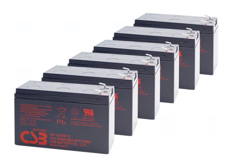 EBM KIT 1920W - baterie CSB