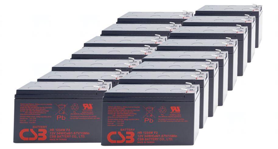 EBM KIT 3750W, 4200W, 5600W - baterie CSB