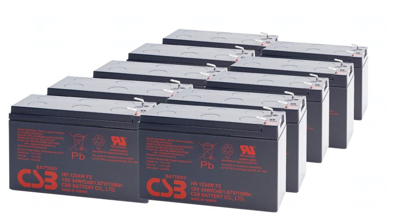 APC KIT SYBT5 - baterie CSB