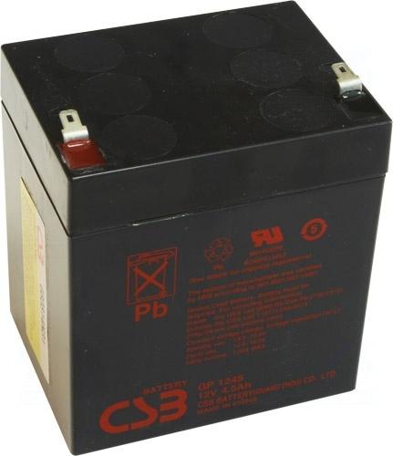 akumulátor CSB GP1245 (12V/4,5Ah)
