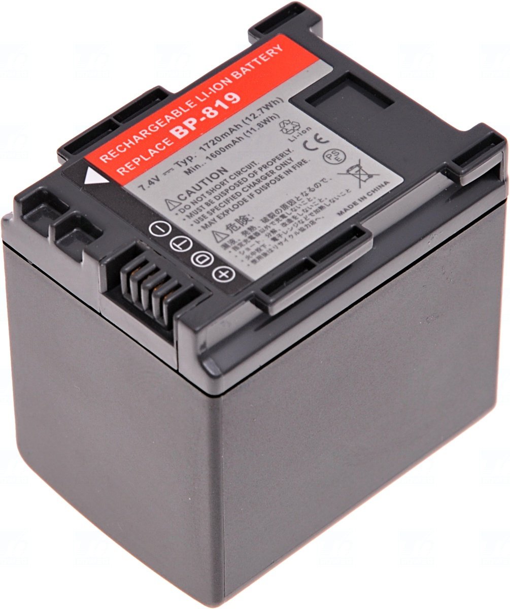 Baterie T6 power BP-809, BP-819, BP-808